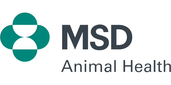 Logo de MSD Animal Health